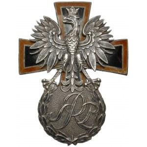 Odznaka, Szkoła Podchorążych Rezerwy Saperów - Modlin