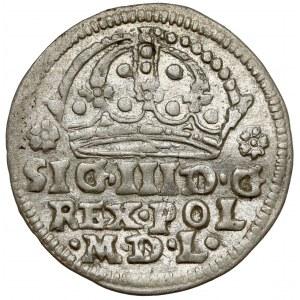 Zygmunt III Waza, Grosz Kraków 1608 - przejściowy