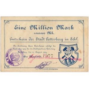 Gottesberg (Boguszów-Gorce), 1 mln mk 1923