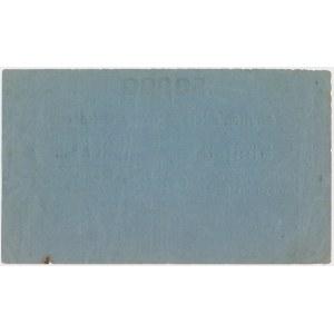 Gottesberg (Boguszów-Gorce), 50.000 mk 1923