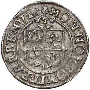 Barby-Grafschaft, Wolfgang II., 1/24 Taler 1611