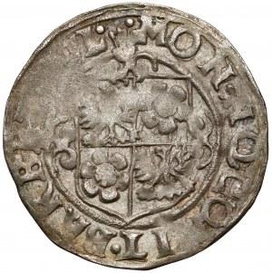 Barby-Grafschaft, Wolfgang II., 1/24 Taler 1612