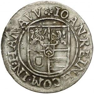 Hanau-Lichtenberg-Grafschaft, Johann Reinhard I (1599-1625), 3 Kreuzer o.J.