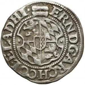 Hildesheim, Ernst von Bayern, 1/24 Taler 1600