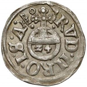 Hildesheim, Ernst von Bayern, 1/24 Taler 1609