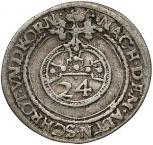 Sachsen-Weimar, Johann Ernst und seine Brüder, 1/24 Taler 1622 GA