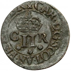 Szkocja, Karol I, Dwupens (1632-1639)
