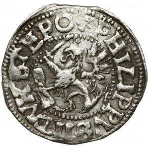 Pomorze, Filip II, Półtorak (Reichsgroschen) 1613, Szczecin