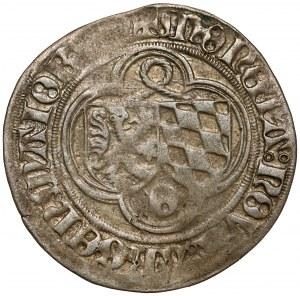 Pfalz-Mosbach, Otto II. von Mosbach (1467-1499), Schilling / Silber Groschen o.J.