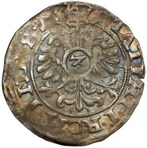 Worms-Stadt, 3 Kreuzer 1614