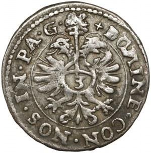 Szwajcaria, Zug, 3 krajcary 1599