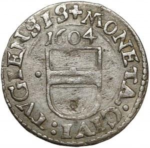 Szwajcaria, Zug, 3 krajcary 1604