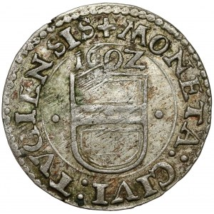 Szwajcaria, Zug, 3 krajcary 1602