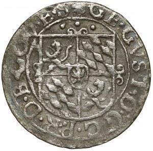 Pfalz-Veldenz, Georg Gustav zu Lauterecken (1592-1634), 3 Kreuzer o.J.