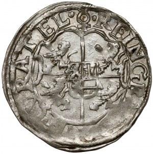Salm-Grumbach, Grafschaft, Johann und Adolf (1606-1626) 3 Kreuzer o. J.