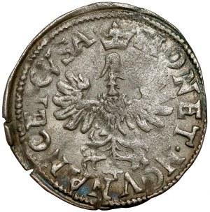 Francja, Lotaryngia, Karol III (1545-1608) 1/2 grosza bez daty