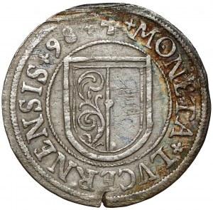 Szwajcaria, 3 krajcary 1598, Lucerna
