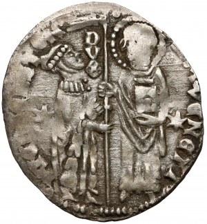 Włochy, Wenecja, Antonio Veniero (1382-1400), AR Grosso