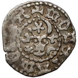 Hospodarstwo Mołdawskie, Stefan III (1457-1504), Grosz Suczawa - podwójny krzyż