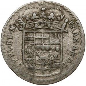 Paderborn-Bistum, Franz Arnold von Metternich, Mariengroschen 1716