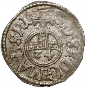 Brandenburg-Preussen, Johan Sigismund, 1/24 taler 1615