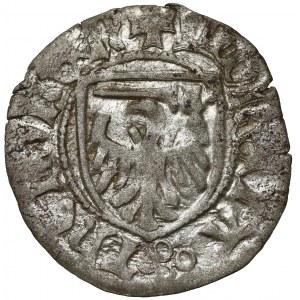 Kazimierz IV Jagiellończyk, Szeląg Toruń - cztery kółka