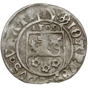 Śląsk, Jan V Turzo, Grosz Nysa 1509
