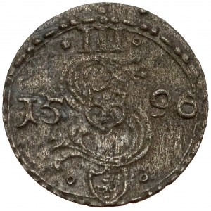 Zygmunt III Waza, Trzeciak Malbork 1596