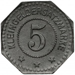 Sagan (Żagań), 5 fenigów