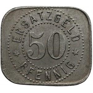 Neusalz (Nowa Sól), 50 fenigów 1918
