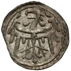 Śląsk, Lubin, Rupert II i Ludwik III, Halerz