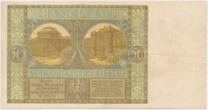 50 złotych 1925 - Ser.S