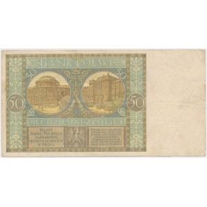 50 złotych 1925 - Ser.A