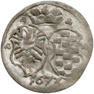Ludwika, Greszel Brzeg 1673 CB - data pod