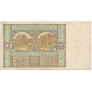 50 złotych 1925 - Ser.AA