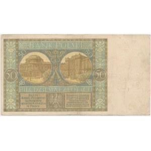 50 złotych 1925 - Ser. A