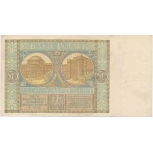 50 złotych 1925 - Ser.V