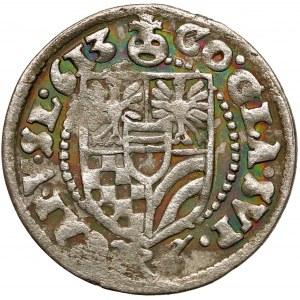 Śląsk, Karol II, 3 krajcary 1613 Oleśnica