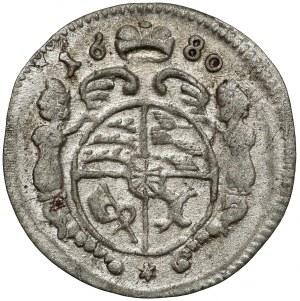 Śląsk, Chrystian Ulryk, Greszel 1680, Oleśnica