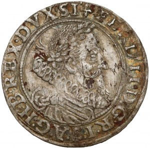 Śląsk, Ferdynand II, 3 krajcary 1625 HR, Wrocław