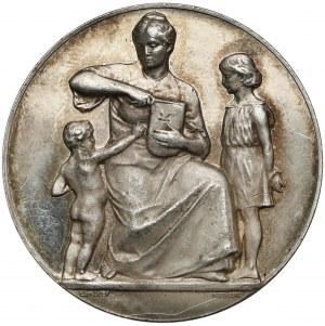 Niemcy, Medal 1915 - Racjonowanie chleba podczas I Wojny Światowej