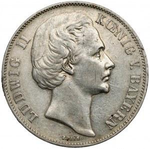 Bayern, Ludwig II, Siegestaler 1871
