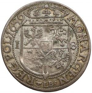 Jan II Kazimierz, Ort Kraków 1659 TLB - Wieniawa