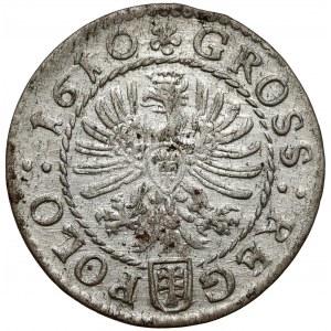 Zygmunt III Waza, Grosz Kraków 1610