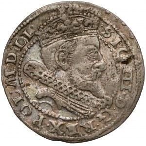 Zygmunt III Waza, Grosz Kraków 1605