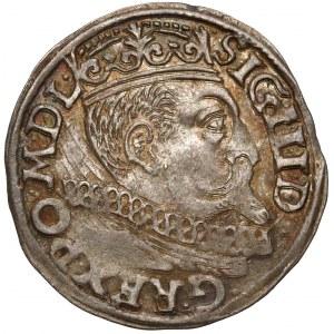 Zygmunt III Waza, Trojak Poznań 1599 - b.ładny