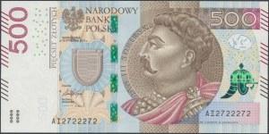 500 zł 2017 - AI 2722272