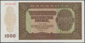 Niemcy, DDR 1.000 Mark 1948