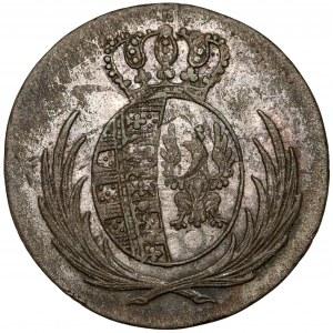 Księstwo Warszawskie, 5 groszy 1811 I.S. - duża data i inicjały
