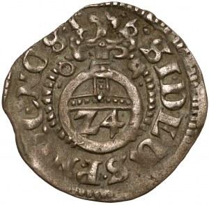 Pomorze, Filip Juliusz, Półtorak (Reichsgroschen) Nowopole 1609